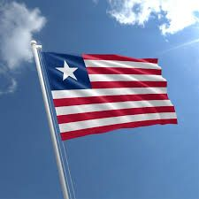 Image result for flag of liberia