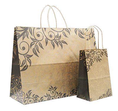 Brown Kraft Gift Bags   Wholesale Brown Paper Gift Bags   Brown ...