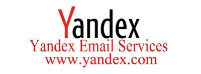 Yandex Free Email Services & Storage - Silvercrib