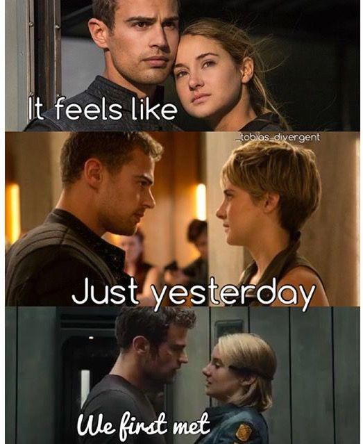 I'm so ready to see more #FourTris in the next #Allegiant trailer!