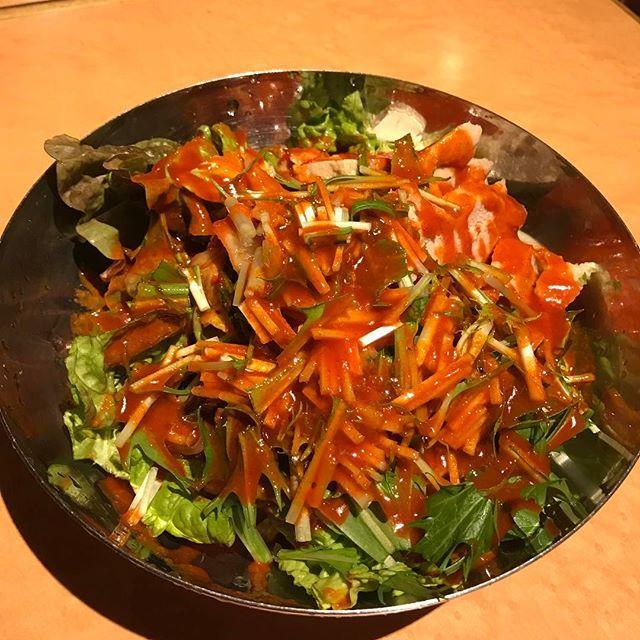 森くんがあんまりにも美味しそうにたべるから、自分の分も作って食べてもうた。深夜に、、、 #ピビンメン はカロリー低いから良しとしたい。 #koreanfood #Lunch #horie #instagood #いのち食堂  #肉 #イノチ食堂 #堀江 #韓国料理 #北堀江 #ランチ #スンドゥブ #堀江ランチ #北堀江ランチ  #大阪  #PhotoOfTheDay #like4like #webstagram  #tbt #tagsforlikes #followmejp #sougo #sougofollow #follow4follow #follow #followme