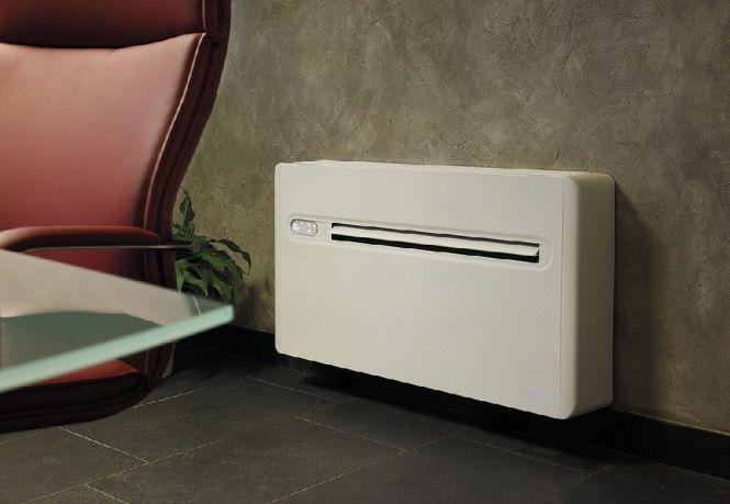 Inverter Klimaanlage Klimaanlagen sehr leise 28 Dezibel kühlen und heizen www.raumluft24.de