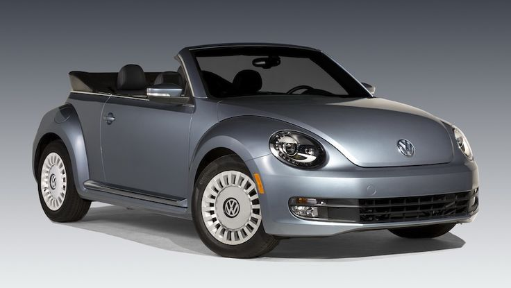 Volkswagen Beetle Denim, homenaje a los vaqueros