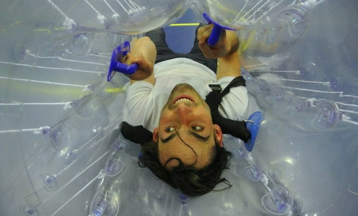 MAKE – Bubble Soccer (via @Three Thousand)