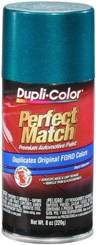 Dupli-Color BFM0345 Pacific Green Metallic Ford Exact-Match Automotive Paint - 8 oz. Aerosol - http://www.caraccessoriesonlinemarket.com/dupli-color-bfm0345-pacific-green-metallic-ford-exact-match-automotive-paint-8-oz-aerosol/  #Aerosol, #Automotive, #BFM0345, #DupliColor, #ExactMatch, #Ford, #Green, #Metallic, #Pacific, #Paint #All-Green-Automotive, #Green-Automotive