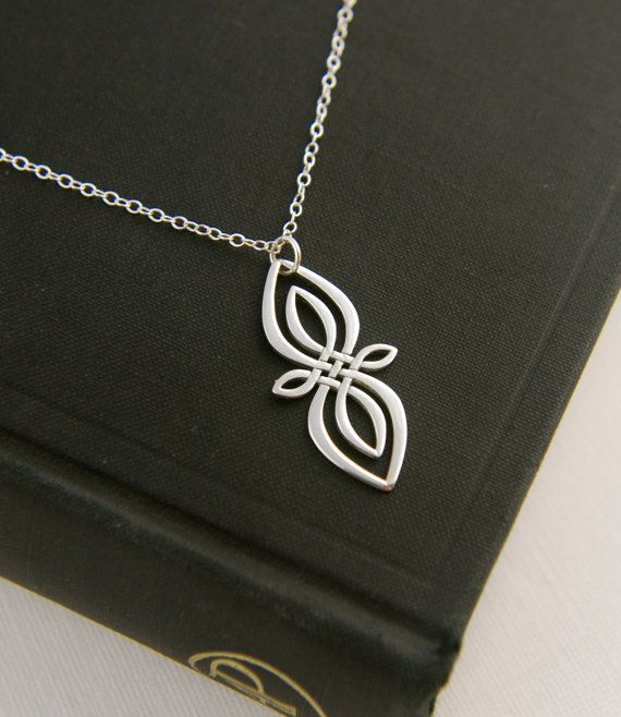 59 best unique pendants images on pinterest jewerly jewelery and celtic knot infinity pendant necklace in sterling silver unique infinity irish jewelry infinity aloadofball Image collections