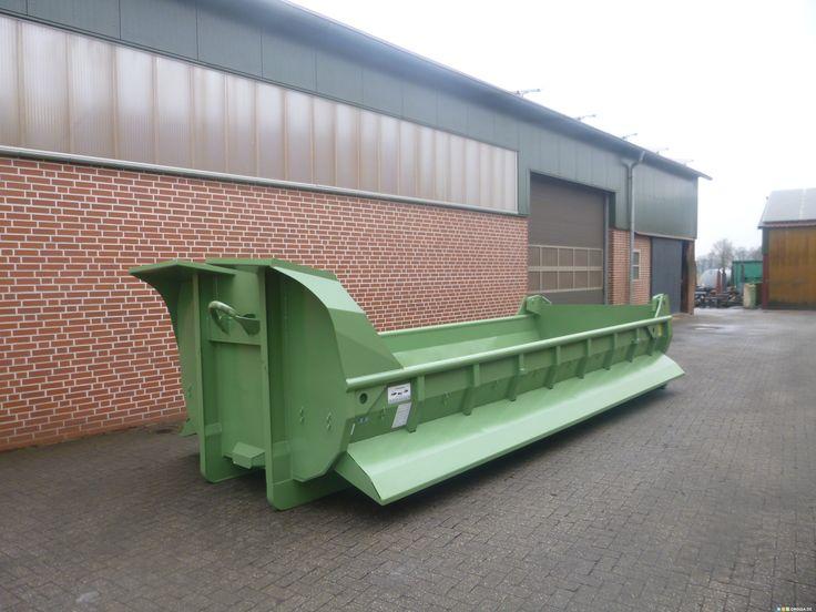 Container in vielen Ausstattungsvarianten und Ausführungen lieferbar.