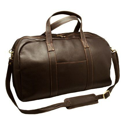 Andino Leather Club Bag by Dilana™ | Airline International Luggage | Luggage, pens and gifts. #travel #leather #duffel #gymbag