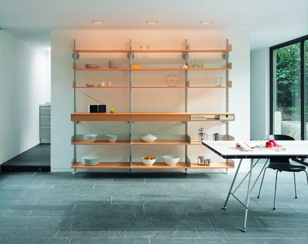 interiors and furniture at sdr system furniture dieter rams 2