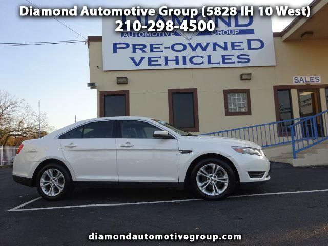 Used 2013 Ford Taurus SEL FWD for Sale in San Antonio TX 78201 Diamond Automotive Group (5828 IH 10 West)