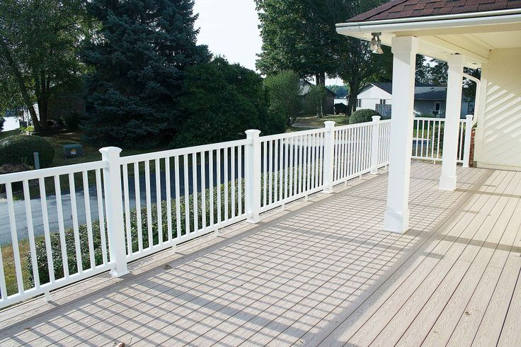 Long Lasting Low Maintenance And High Quality Deck Works
