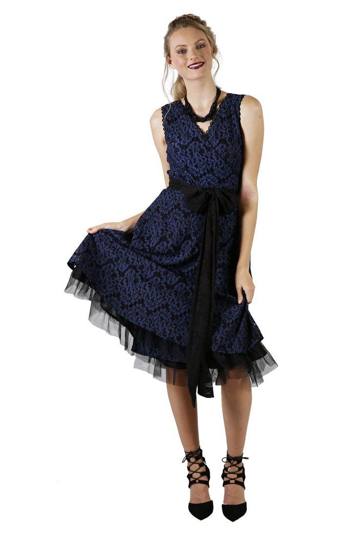 Scarlett FlipIt Wrap Dress