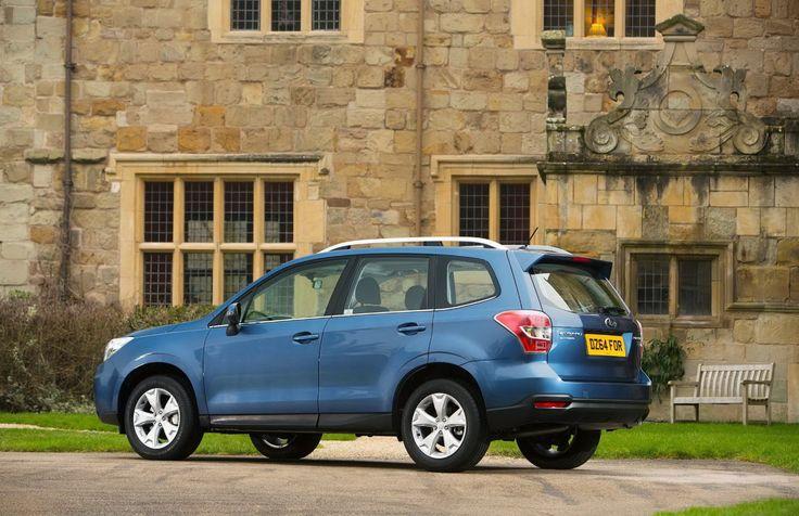 2015 Subaru Forester Gets Upgraded Cabin & Diesel CVT Powertrain In The UK