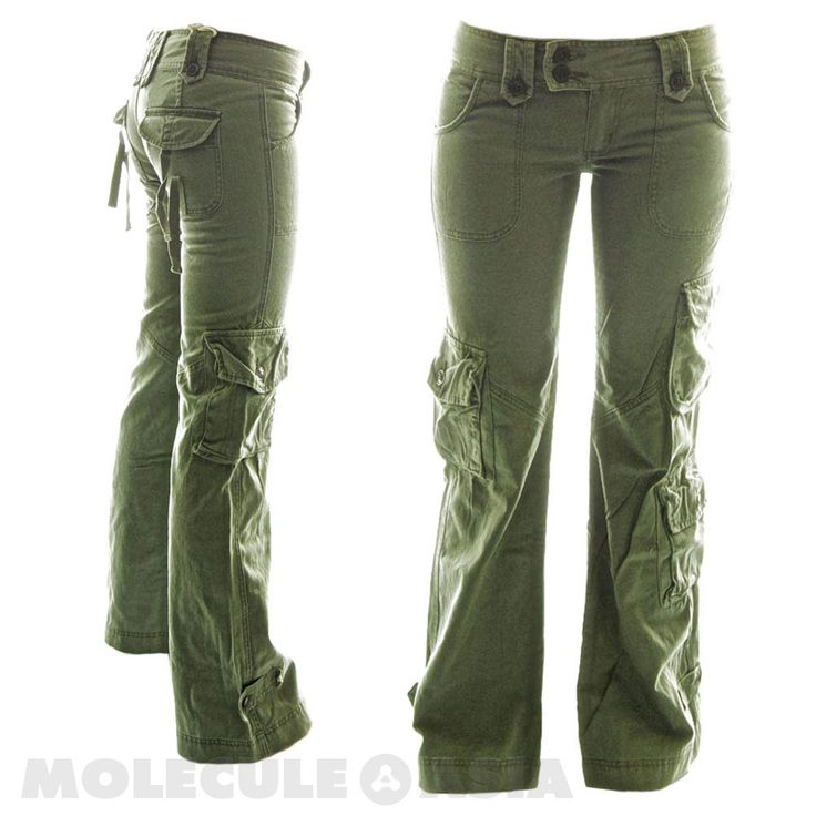 Elegant Cargo Pants Women Camouflage Dance Trousers Women Hip Hop Loose Jeans