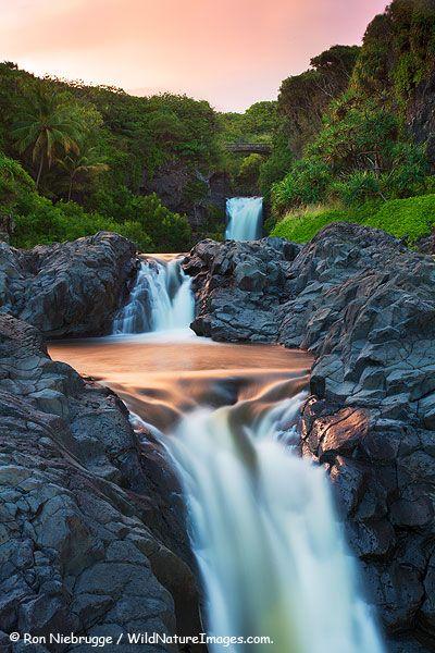 hawaii - seven sacred pools