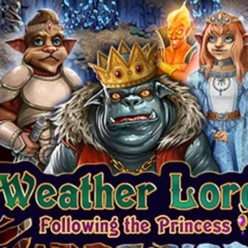 Weather Lord: Following the Princess Game - Free Download Rescue a princess from the captivity of evil forces and rebuild the magical Kingdom of Lorraine!