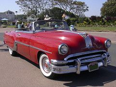 PONTIAC Starchief Convertible • 1954 | by classicmaster