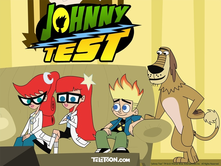 49 best images about Cartoon Johnny Test on Pinterest  Seasons