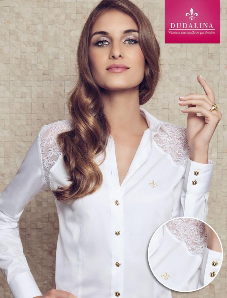 b10b3810fd camisas dudalina feminina coleção 2014 - Pesquisa Google