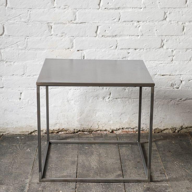 30 besten tische tables bilder auf pinterest for Beistelltisch metall eckig