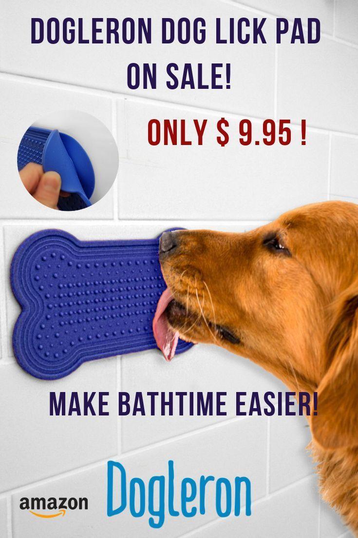 Dogleron Dog Lick Pad Dog Bath Toy Dog Products Dog Training