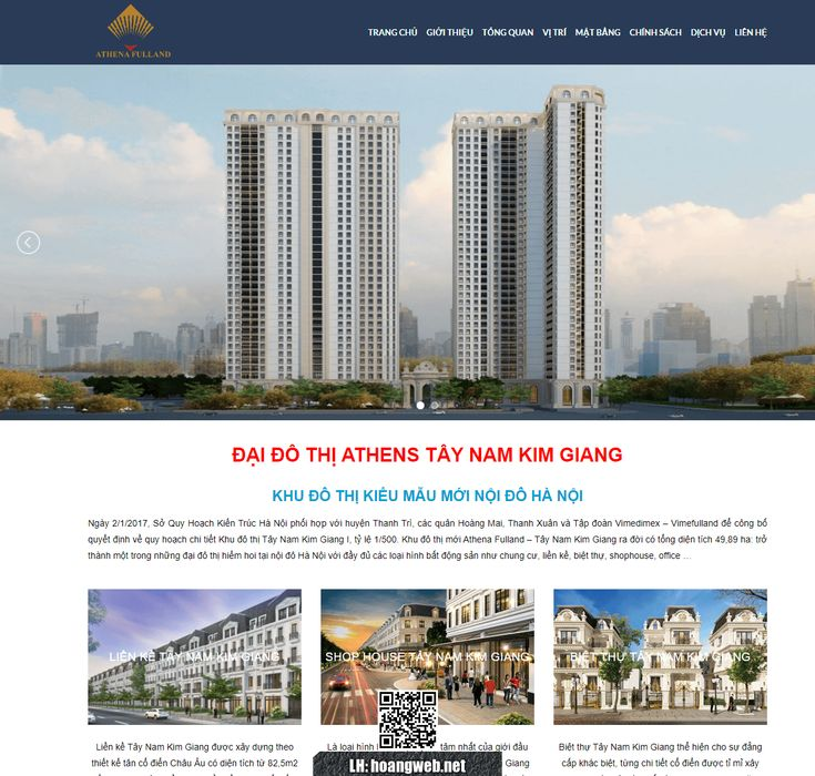 Mẫu web bất động sản 67 thumbnail