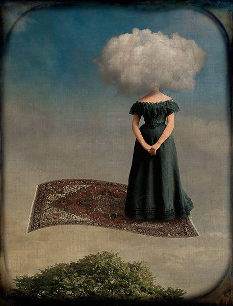 Clouded Corinne Geertsen