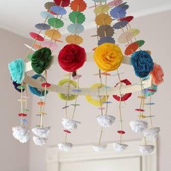 "Pajaki (""spider of straw"")- Polish folk art paper chandeliers, Christmas tradition."