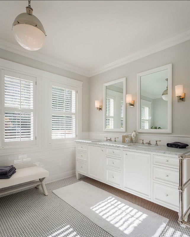 BM Intense White - white bathroom