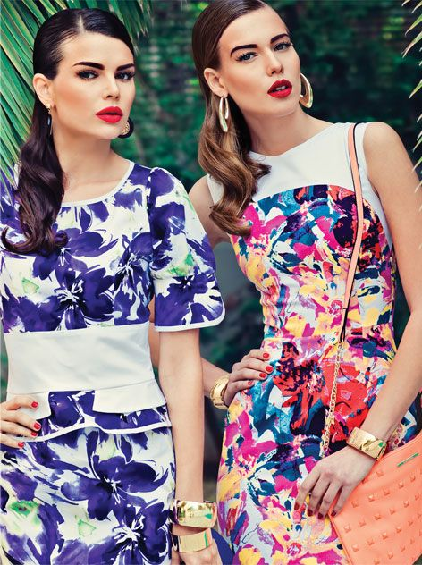 Купить модные женские платья с бесплатной доставкой