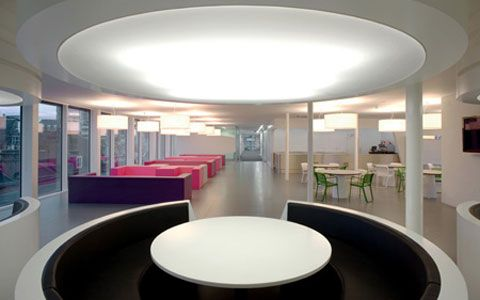 Space age classroom