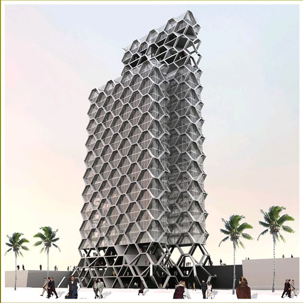 City Santa Fe. Rojkind Arquitectos. Mexico City   que Lindo