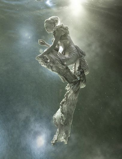 Zena Holloway, the underwater photographer