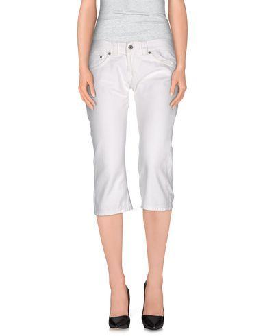 #Dondup bermuda jeans donna Bianco  ad Euro 104.00 in #Dondup #Donna jeans bermuda jeans