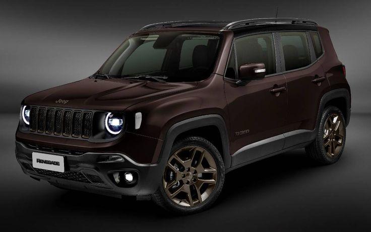 Jeep Renegade Alcanca 250 Mil Unidades Vendidas No Brasil In 2020