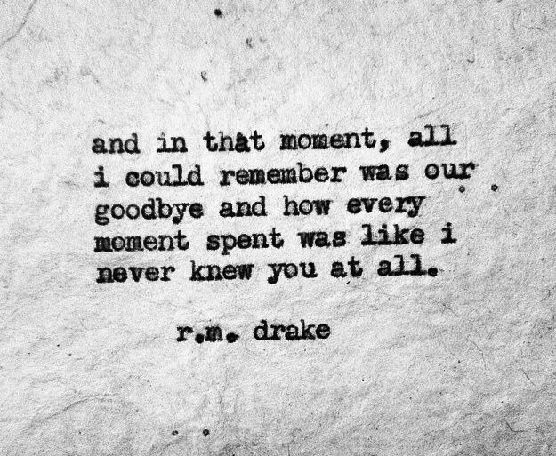 R M Drake Quote: 30 Best R. M. Drake Poetry Images On Pinterest