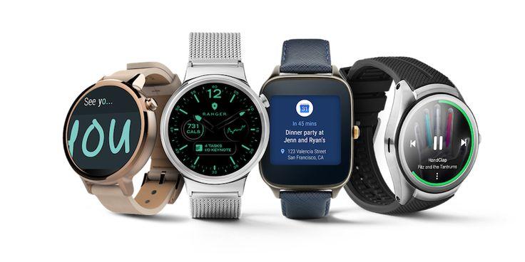 android-wear-20 A preparar relojes: Android Wear 2 llegará en Febrero
