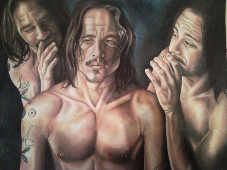 Inspired by another artist's work - Pastel on Paper Artist: Ellenor Hastie