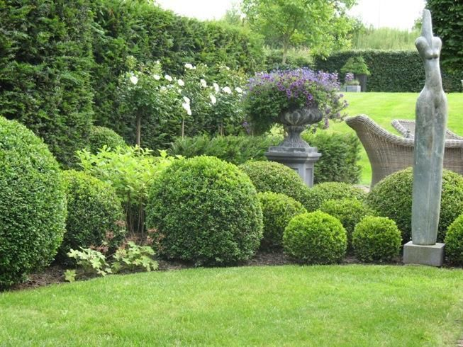 28 best tuin borders images on pinterest gardens landscaping and flowers - Tuin landscaping fotos ...