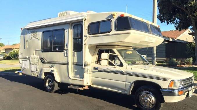 1989 Sunrader In Riverside Ca Riverside Recreational Vehicles Class C Rv