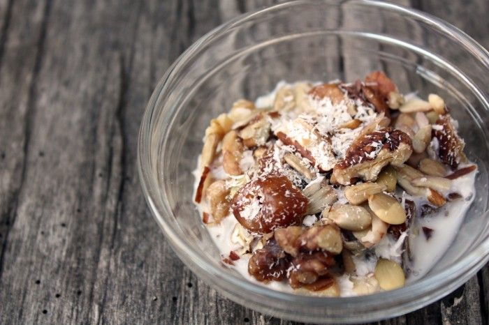 Paleo Granola: Grain Free Granola, Paleo Breakfast, Grains, Primal Palate, Gluten Free, Paleo Granola, Paleo Recipes, Food Lovers