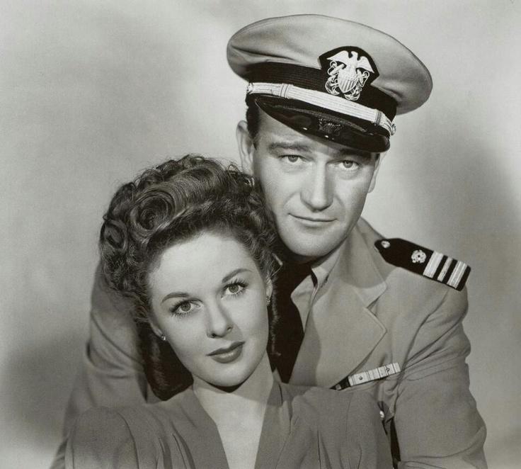 THE FIGHTING SEABEES (1943) - John Wayne & Susan Hayward - Republic Pictures.