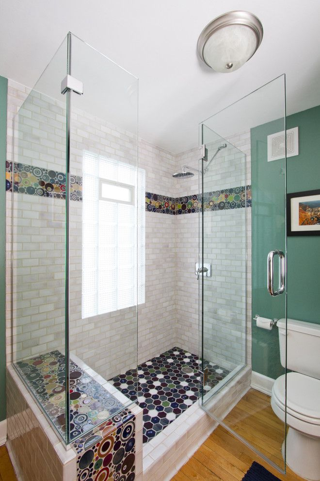 55 bright ideas tile in the bathroom a combination of beauty and practicality photo 23