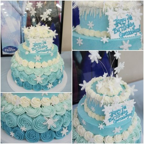 Gwendolyn's 7th Birthday Frozen Celebration Filled with Acts of Kindness