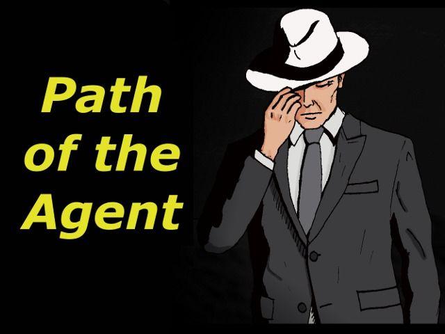 Path of the Agent by Rafal Kulmaczewski — Kickstarter