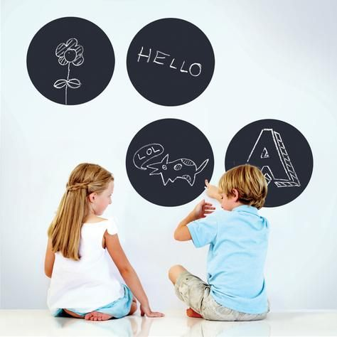 Best Chalkboard  Dry Erase Wall Decals Images On Pinterest - Custom vinyl wall decals logo   how to remove