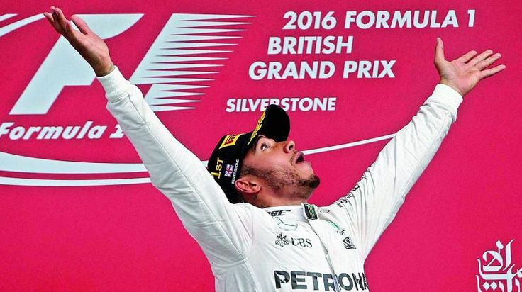 SPORTS@NOW: Silverstone success for home hero Lewis Hamilton