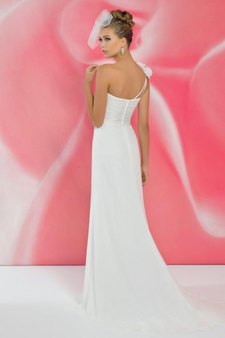 Bonito Vestidos De Novia Brasileños Cresta - Colección de Vestidos ...