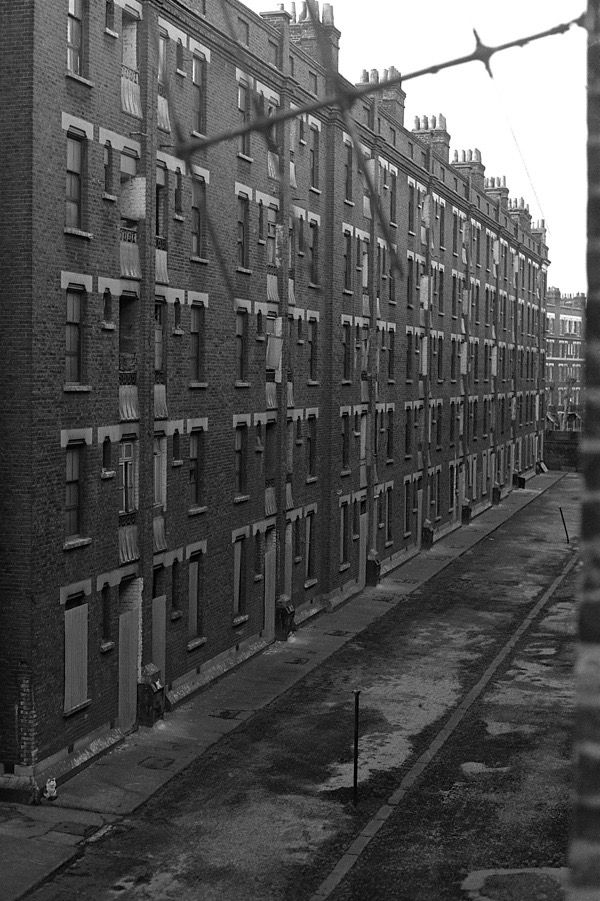Corfield Street @ Bethnal Green