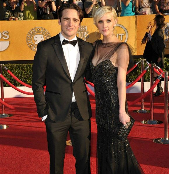 Ashlee Simpson splits from 'Boardwalk Empire' beau Vincent Piazza